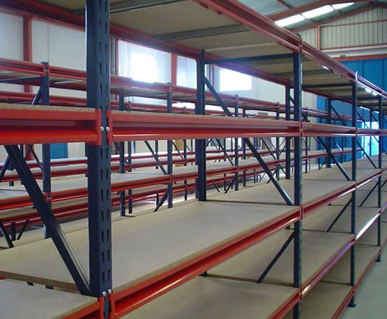 Estanteras de metal estanteria cromada estantes precio - Precio estanterias metalicas ...